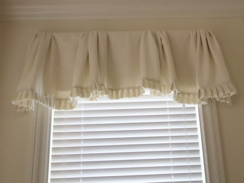 Window Valance Ideas » Incredible Design Ideas, Decorating and ...