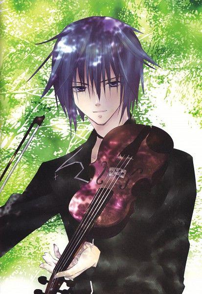 ikuto <3 I'm pinning this for all those Otaku's who love him.