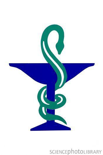 symbol of pharmacy bowl of hygeia art pinterest