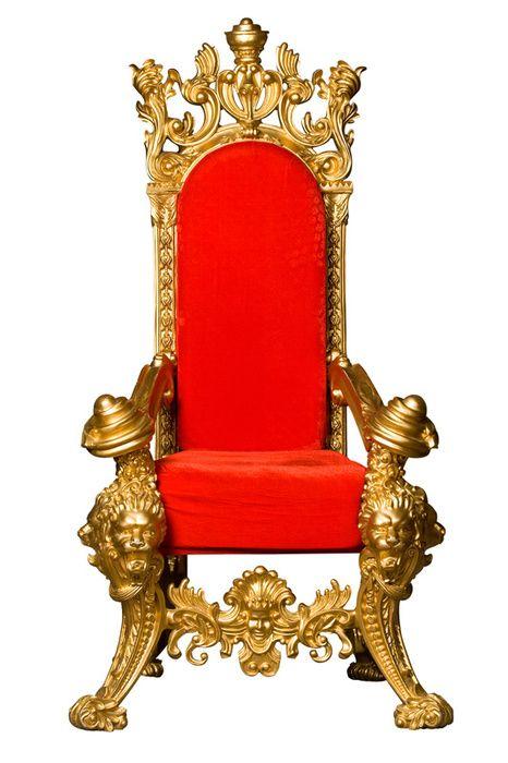 Demeure Fauteuil Tatouage Salle Du Trone Chaise Roi
