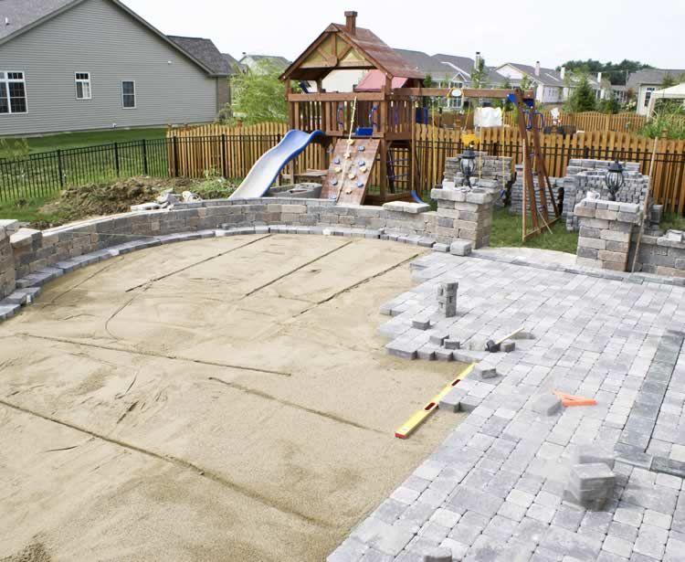 Patio And Deck Installation Landscape Contractors For Glen Ellyn And Wheaton Area Building A Patio Outdoor Patio Set Patio Pavers Design