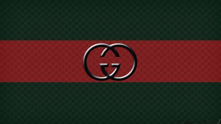 3D Gucci Logo Wallpaper HD. Фоны для iphone, Обои фоны