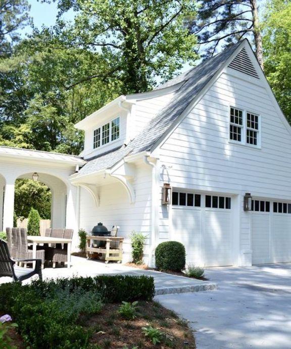 Spring Curb Appeal: Gorgeous Garage DoorsBECKI OWENS