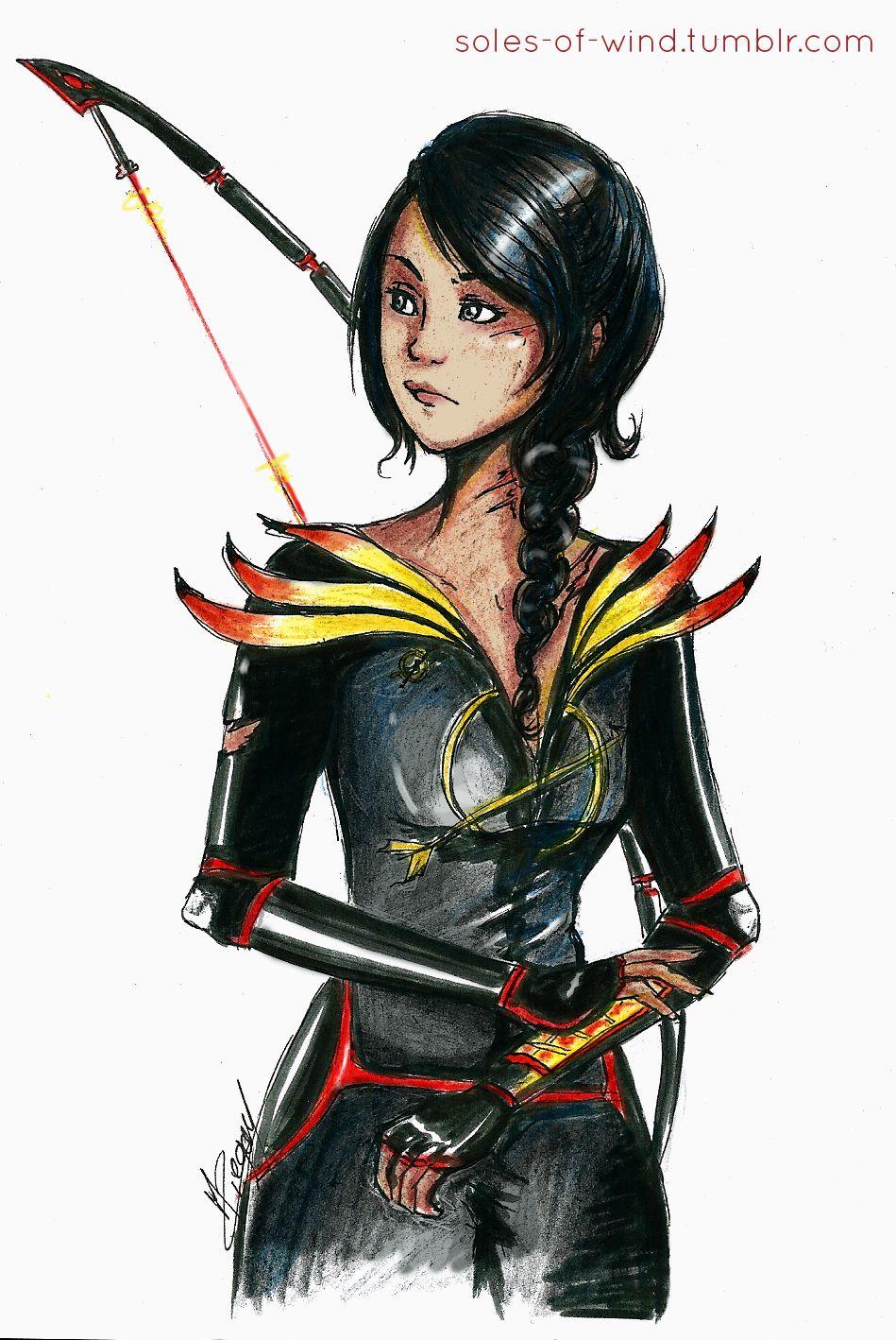 katniss in her mockingjay costume hunger games. Black Bedroom Furniture Sets. Home Design Ideas