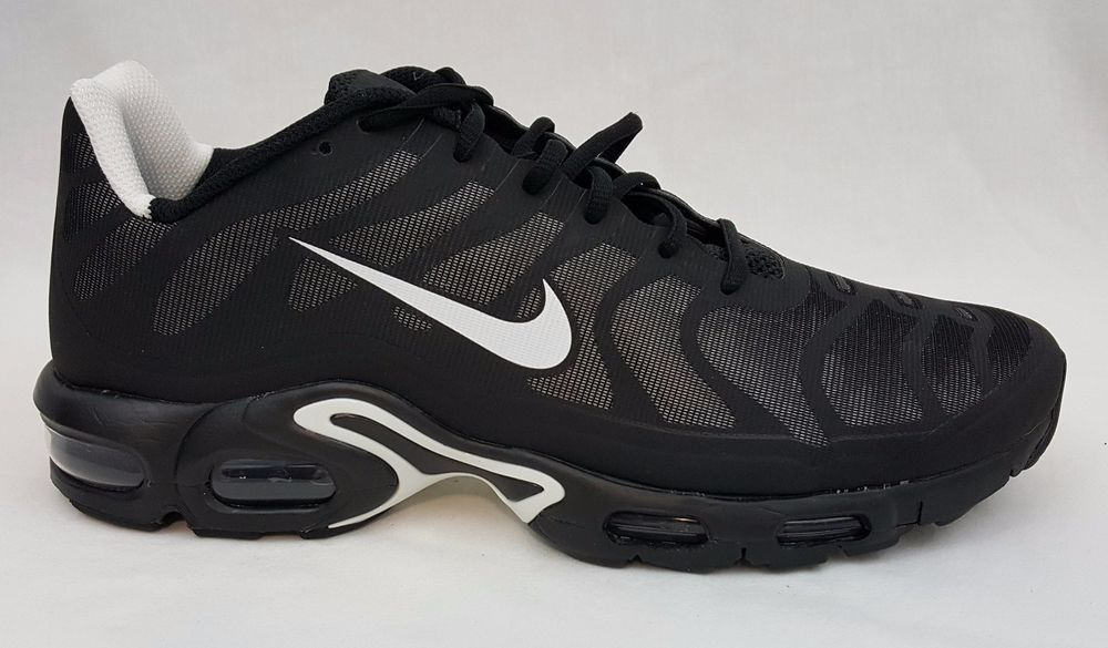 b33741dae2 ... best nike air max plus hyperfuse tn tuned 1 mens black trainers size  12.5 483553 020