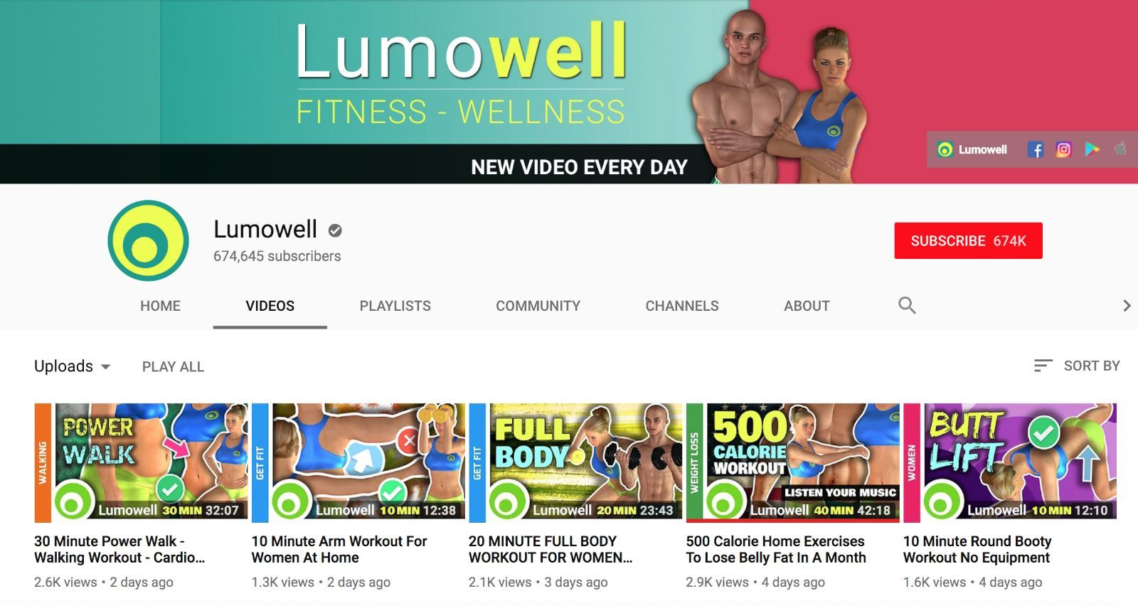 11 of the Best YouTube Fitness Channels | Exercise | Youtube