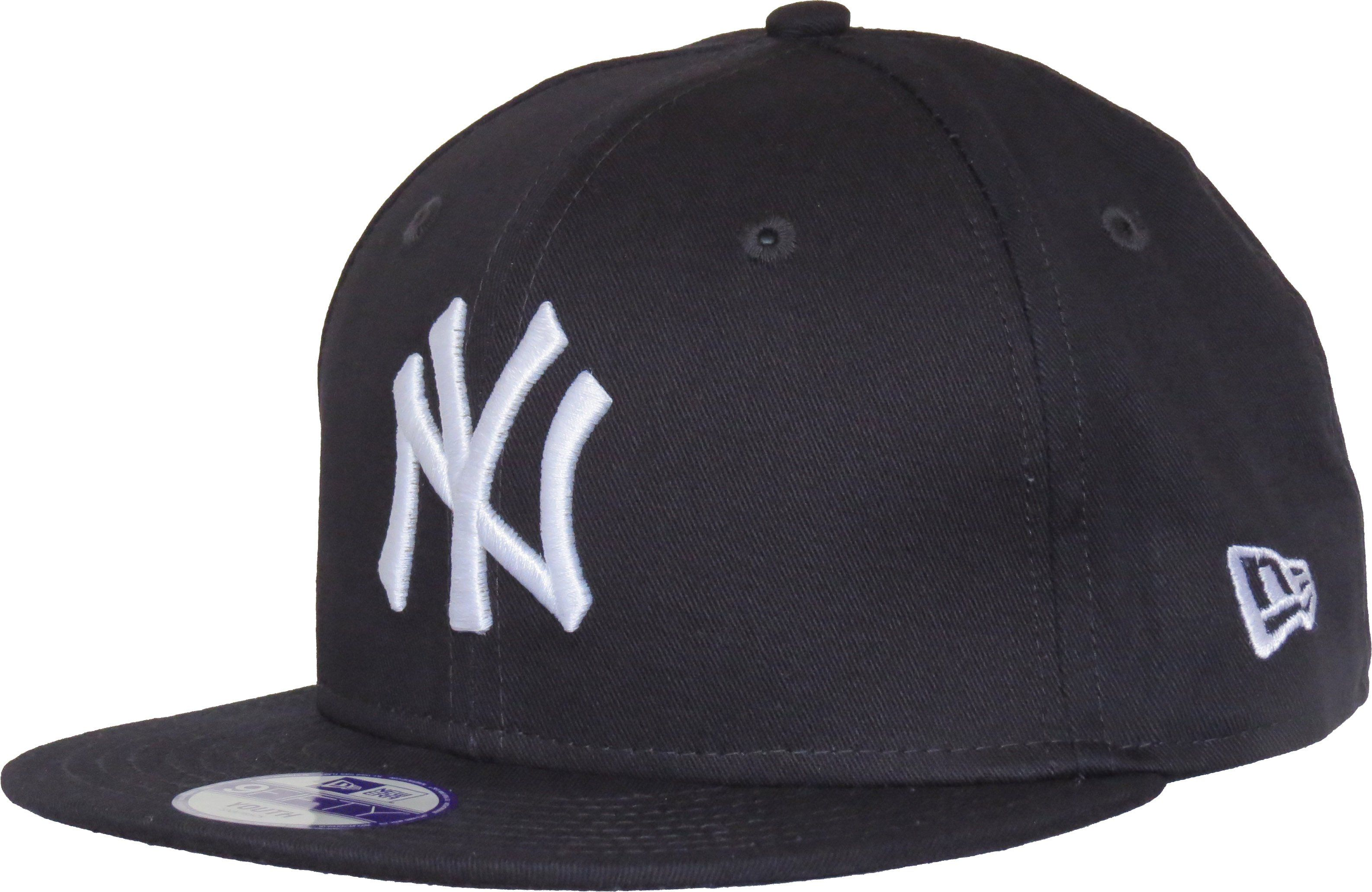 c1f105f6ca78a7 NY Yankees New Era 950 Kids Navy Snapback Cap (Age 5 - 10 years) – lovemycap