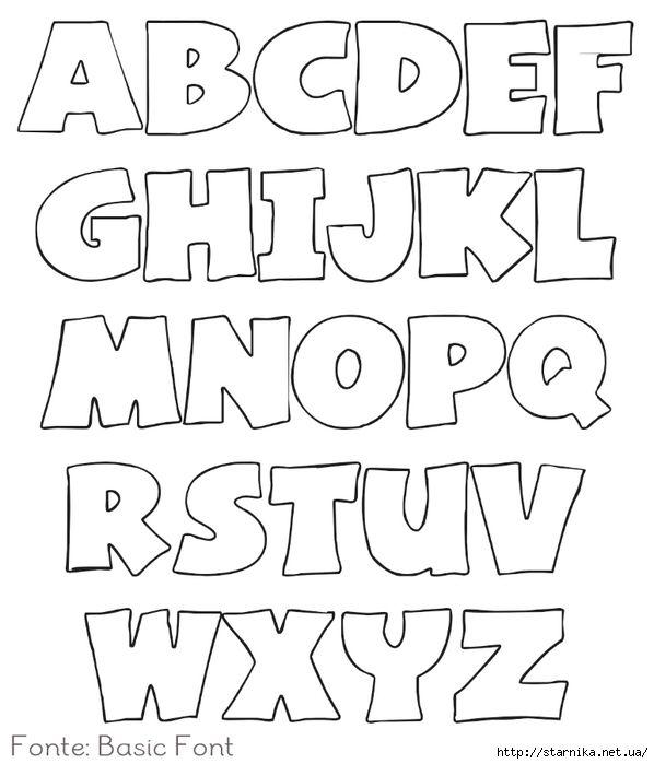 буквы-подушки выкройки - Поиск в Google | подушка | Pinterest ...