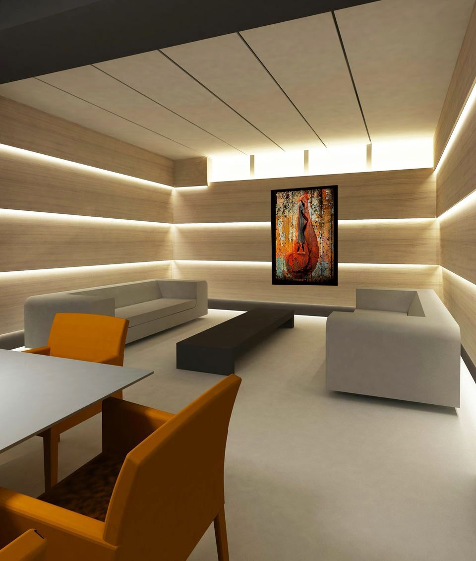 Vip Lounge 이미지 포함 인테리어 인더스트리얼 인테리어 응접실
