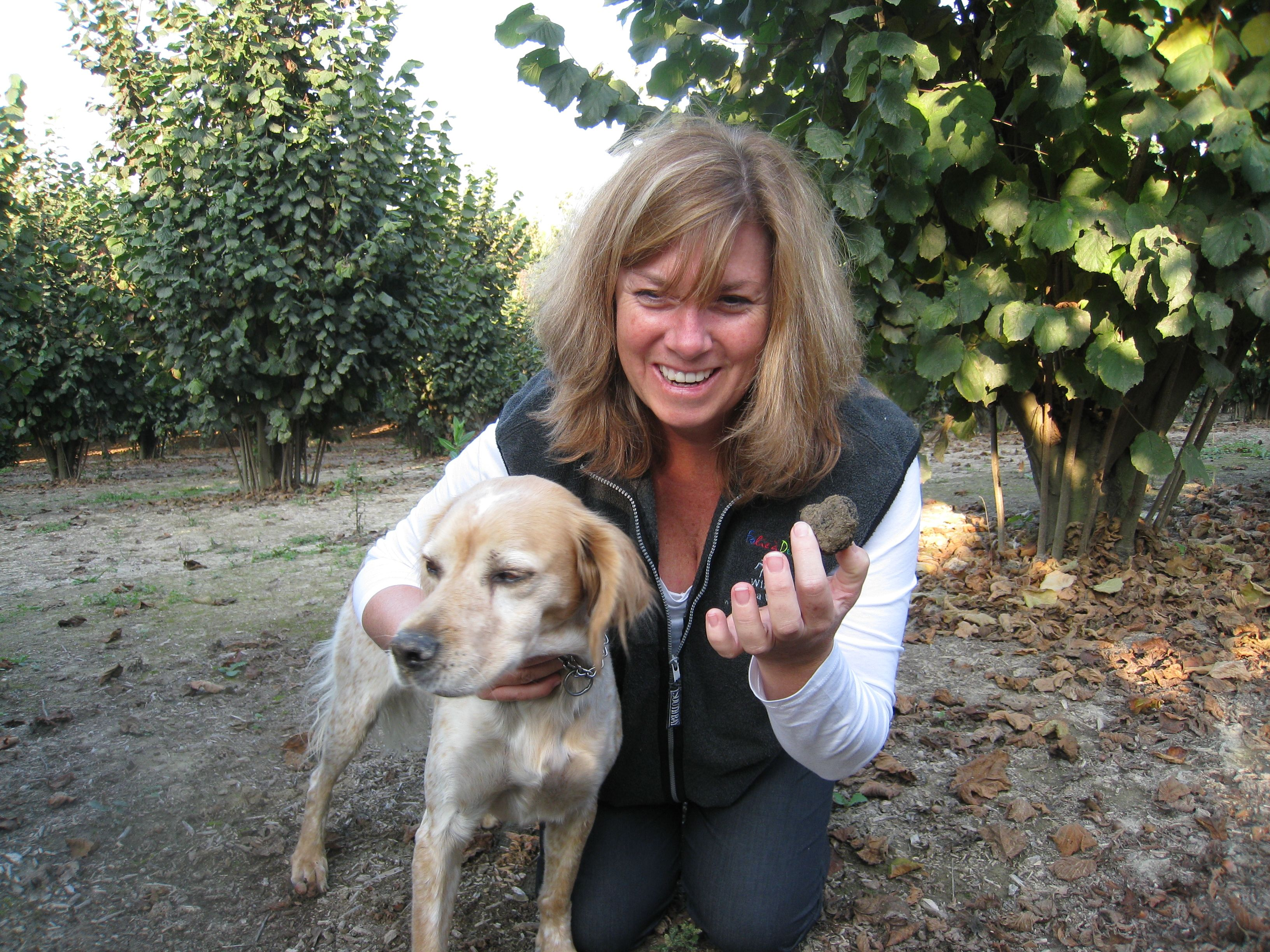 Truffle Hunting In Search Of The Elusive Tartufo Bianco