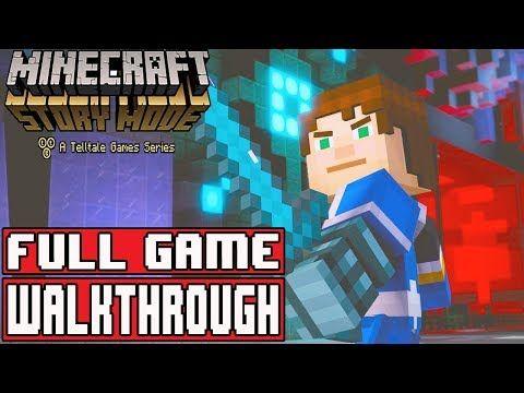 Minecraft Story Mode Season 2 Episode 2 Gameplay Walkthrough Part
