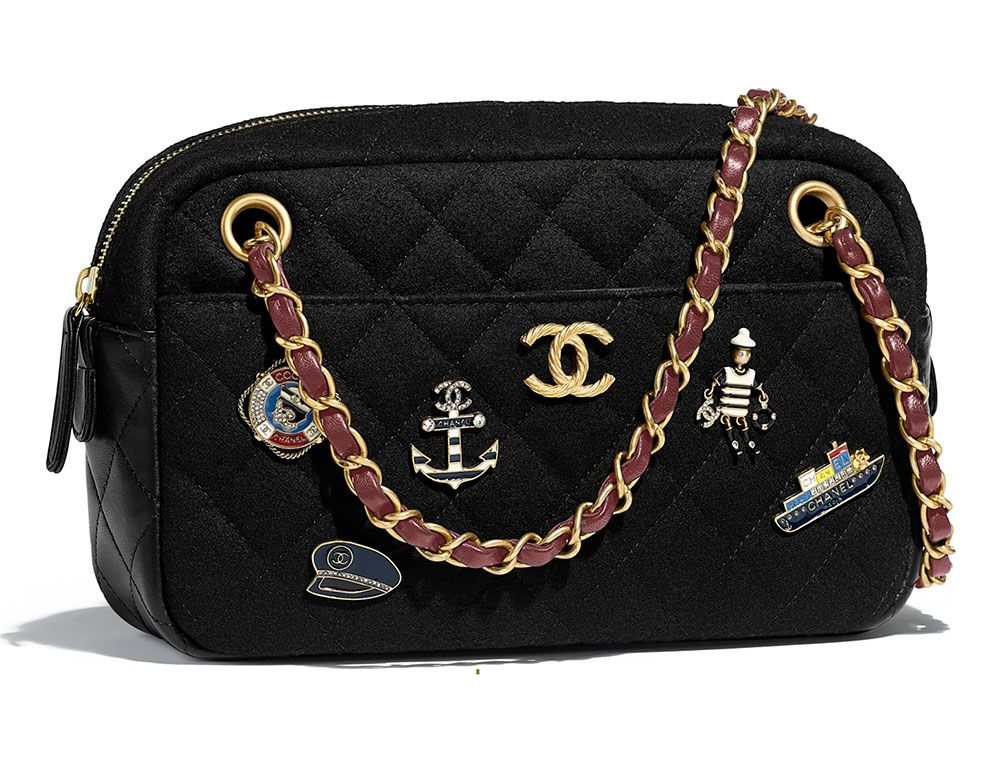 See Photos and Prices of 95 Brand New Chanel Bags from Metiers d Art 2018 c7b74da931f38