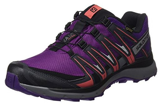 Mission 3 Trailrunning-Schuhe Synthetik//Textil Salomon Herren X