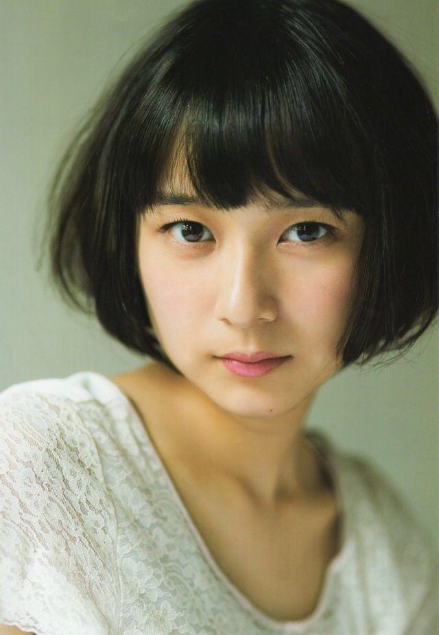 鈴木絢音のショートカット画像