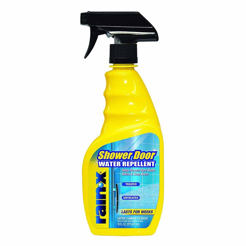 Cleanliness Made Easy With This Shower Door Water Repellent Spray