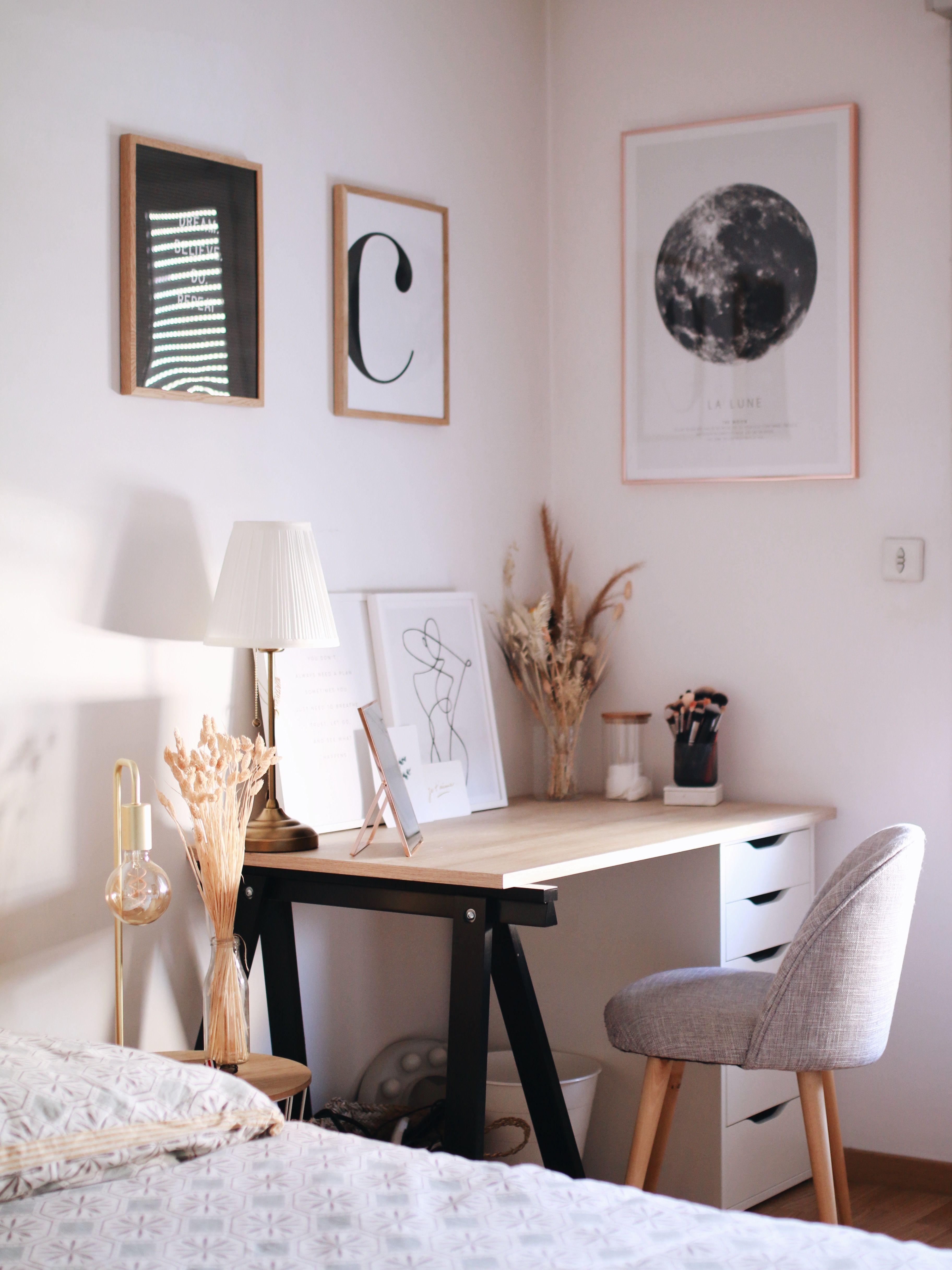 Mon Bureau My Desk Home Decor Home Decor