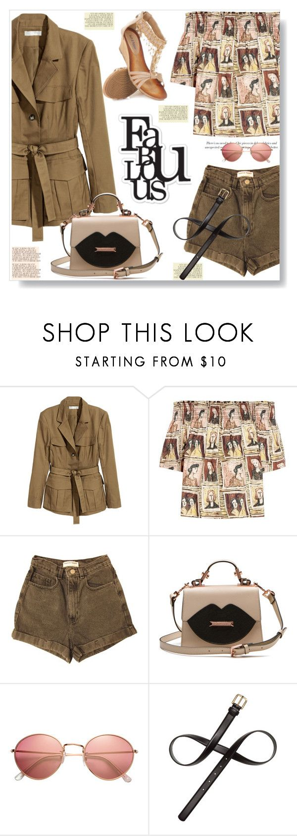 Fabulous by anne-irene on Polyvore featuring American Apparel, Burberry and Heidi Swapp