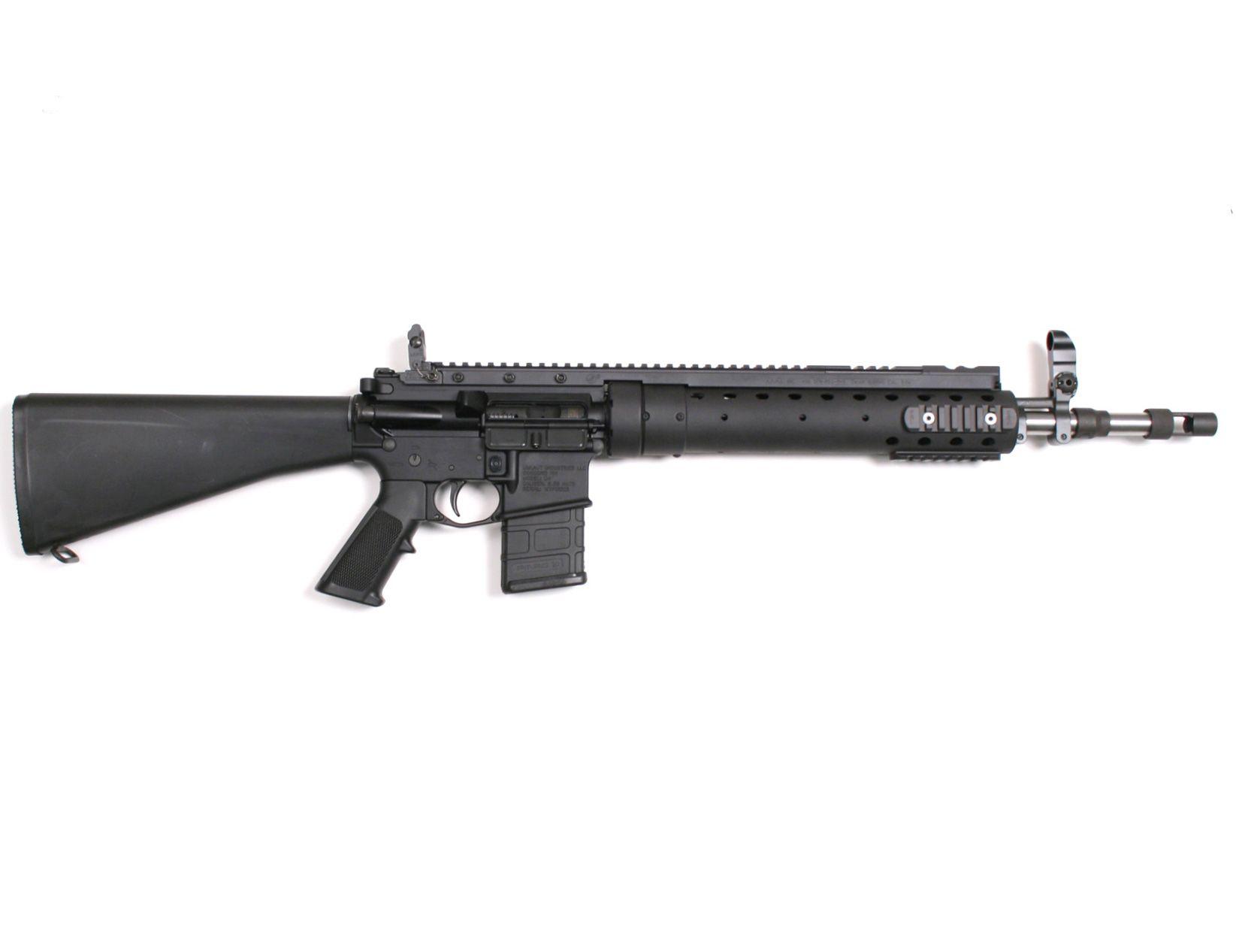 Umlaut Industries Mk12 Mod0 Rifle | Weapons | Guns ...