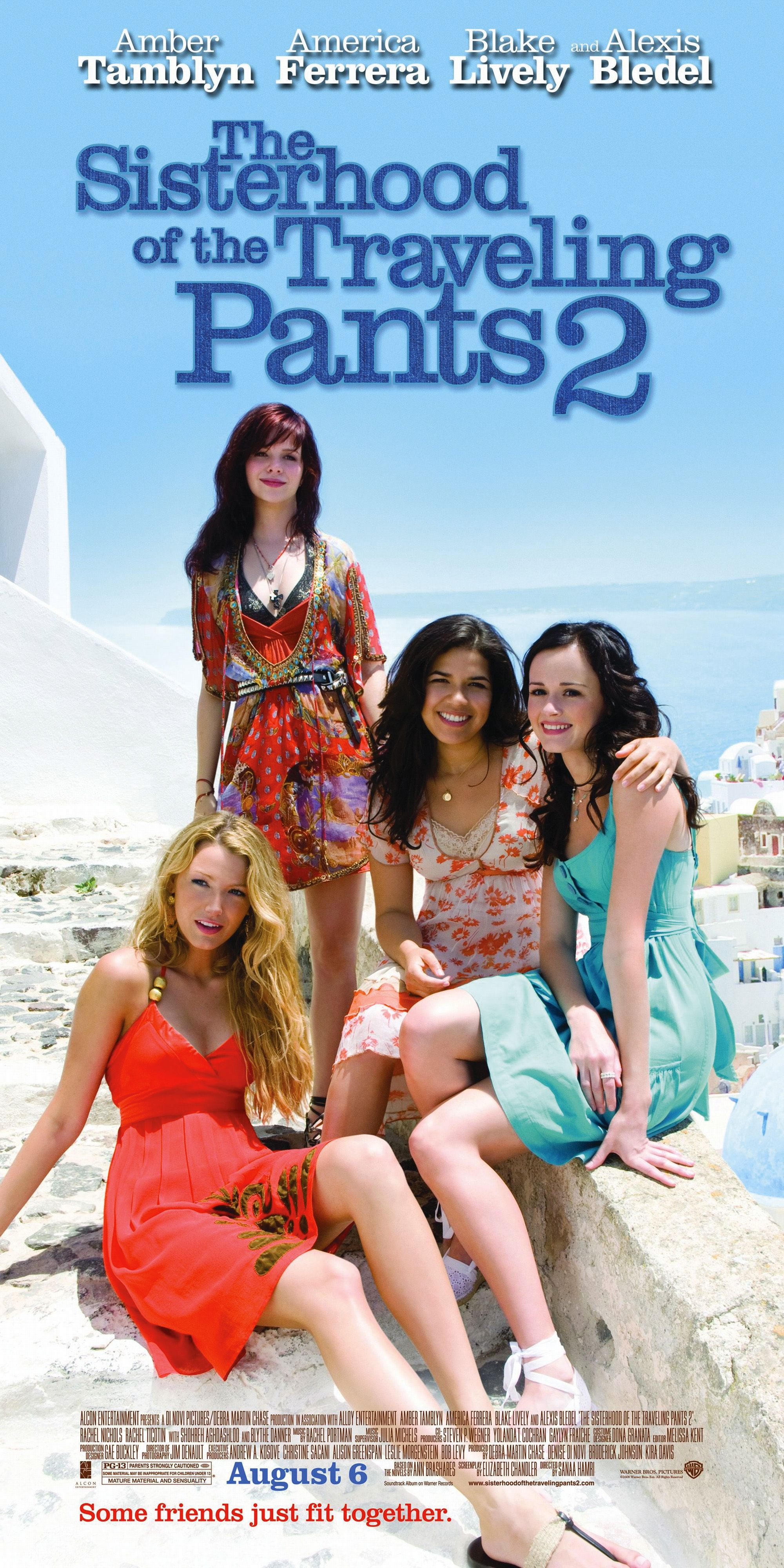 The Sisterhood Of The Traveling Pants 110 Photos On Dvdbash Com