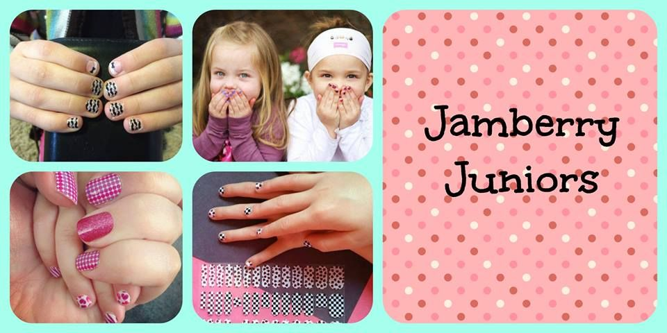Got a special girl in your life?  I'm sure she would love Jamberry Juniors. Perfect for little hands.