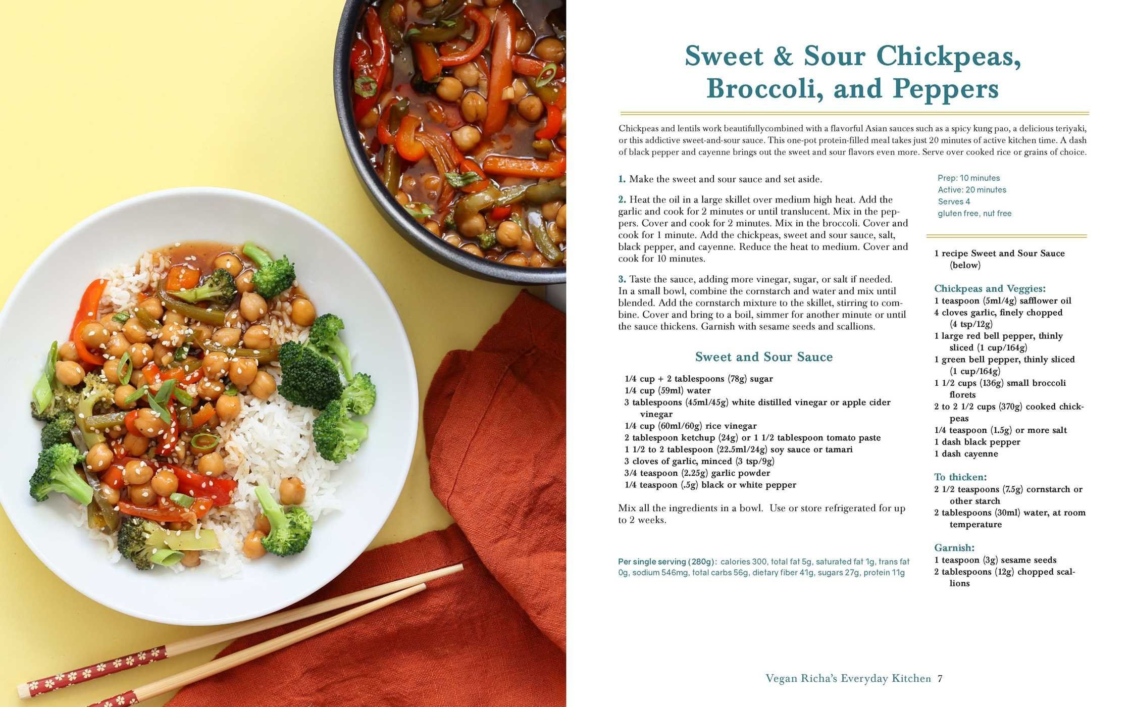 Everyday Kitchen Cover Reveal Pre Order Links With Images Vegan Richa Vegan Stuffed Peppers