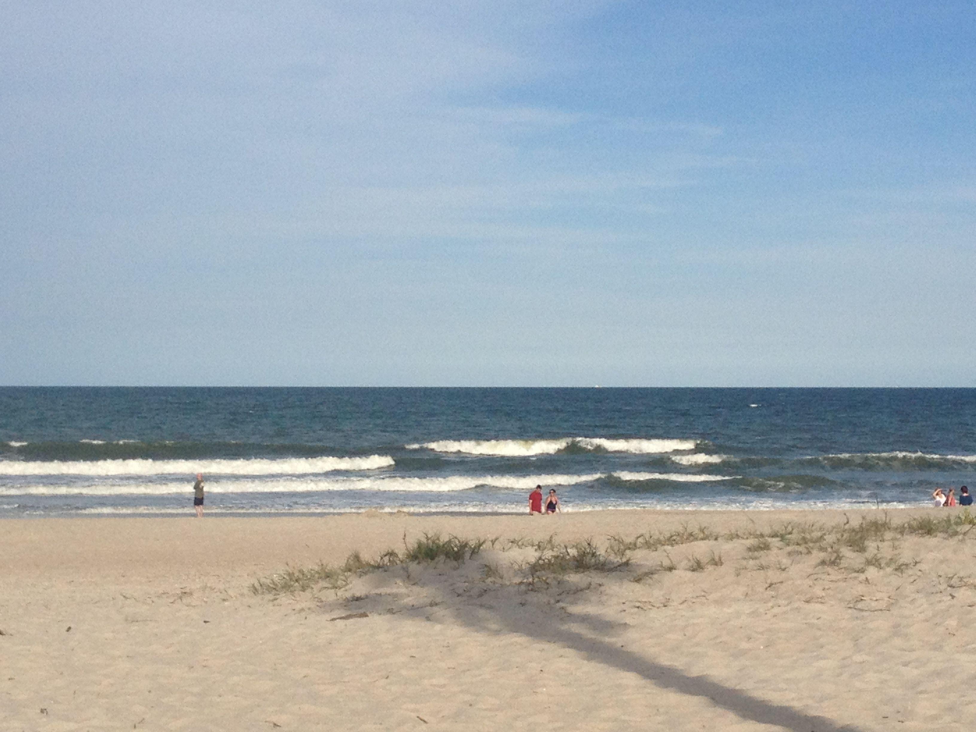 Amelia Island Beach!  Beautiful.
