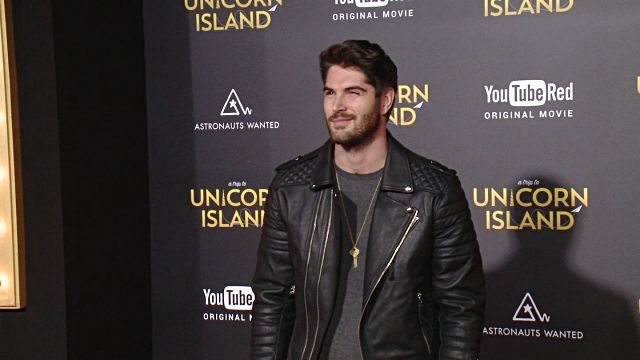 Nick Bateman at 'A Trip To Unicorn Island' World Premiere at TCL Chinese Theatre on February 10, 2016 in Hollywood, California.