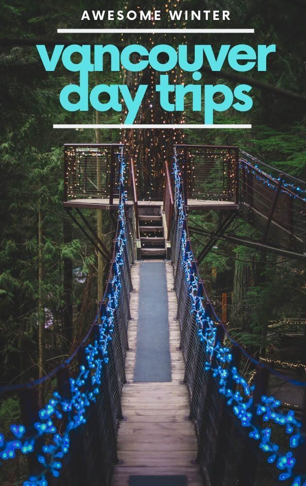 Photo of 6 Awesome Winter Vancouver Day Trip Ideas – Travel Monkey