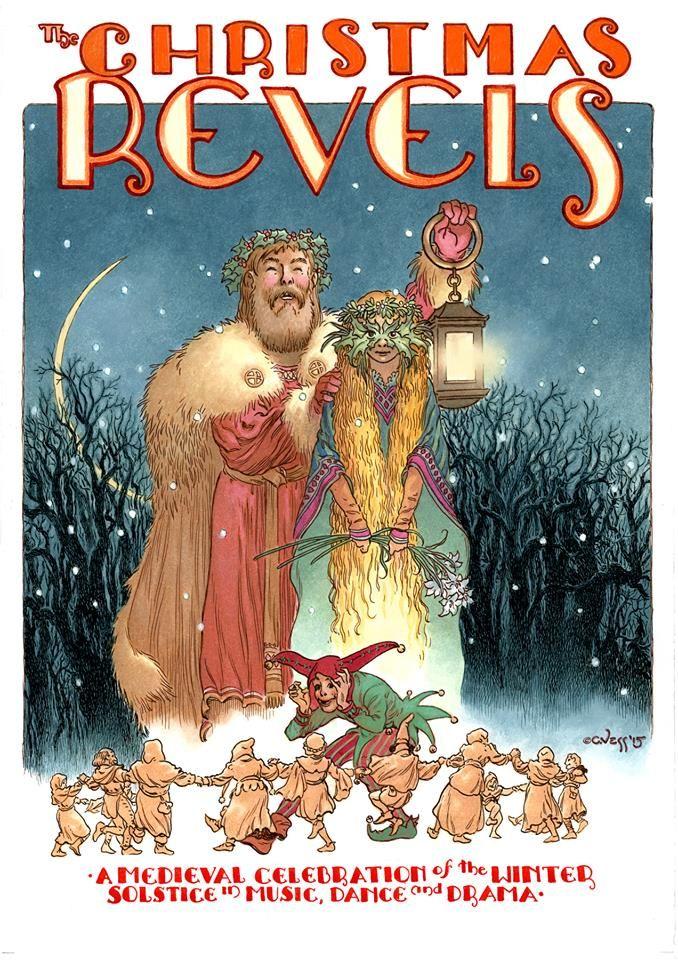 the christmas revels - The Christmas Revels