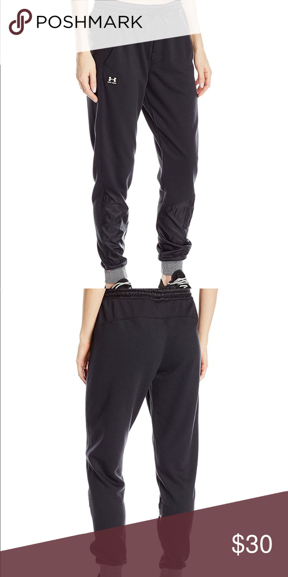 Under Armour Womens Favorite French Terry Warm Up Pants