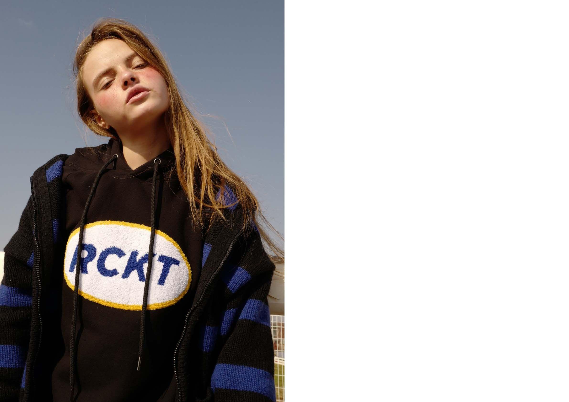 RCKT 2017 S/S > Lookbook | 힙합퍼|거리의 시작 - Now, That's Street