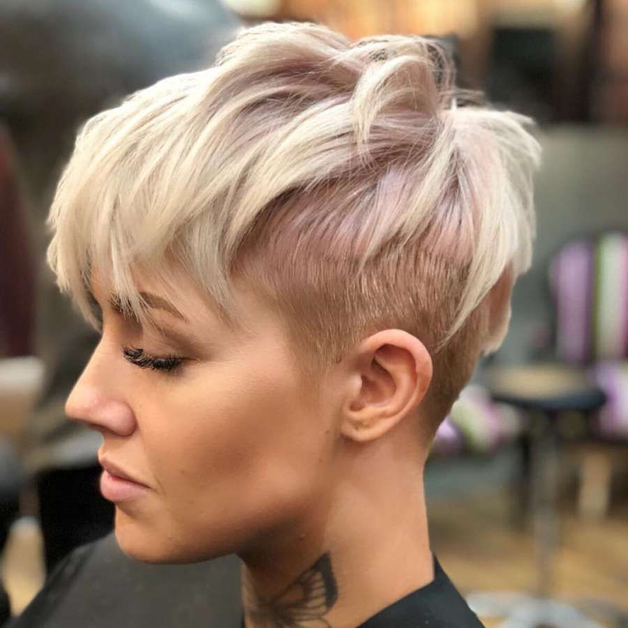 Short Hairstyle 2018 32 Pixie Perfection Pinterest