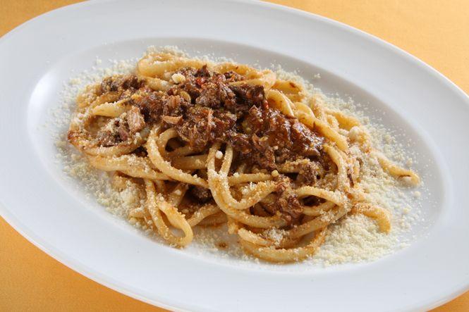 """""""茶系""""イタリアンと称されるトスカーナ料理は、インパクトは強くないが毎日でも食べ飽きない、それが最大の魅力"""