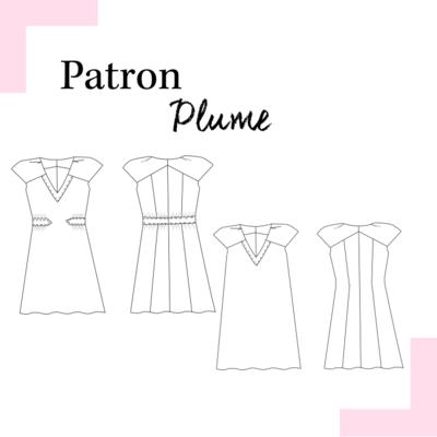 d5bd502d93e dessin-technique-patron-robe-plume-louis-antoinette-mode-femme