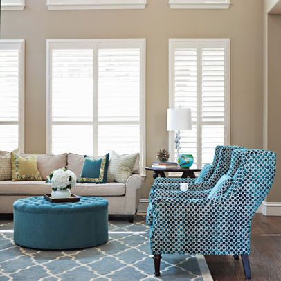 mesmerizing sherwin williams blue living room | Sherwin Williams Canvas Tan Design Ideas, Pictures ...