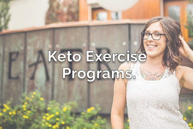 7 Exercise Programs I'm in Love With #keto #lowcarb #highfat #fatfueled #ketoexercise #workouts #nop...
