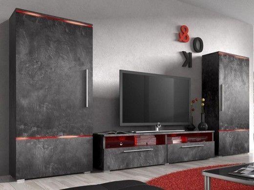 Tv Meubel Slaapkamer : Tv meubel set kopen mobistoxx meubels voor elk interieur met tv