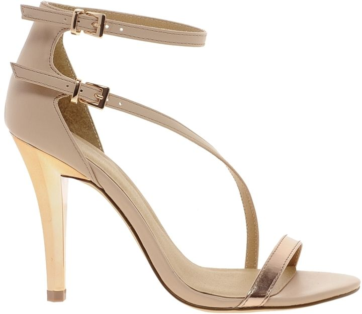 ASOS HIGHWIRE Heeled Sandals