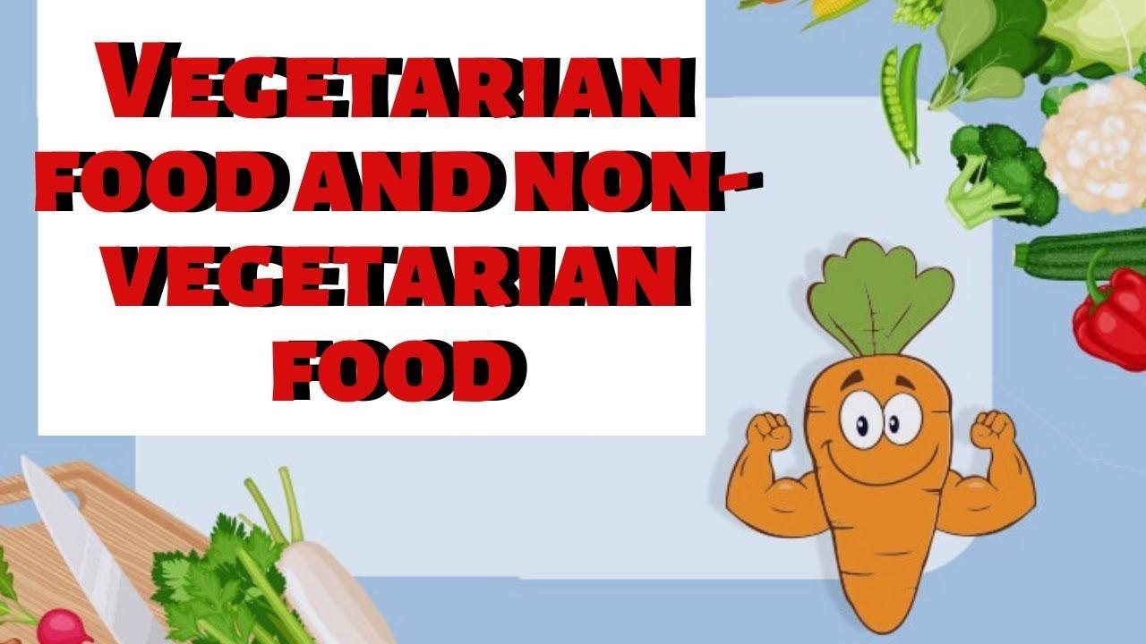 Vegetarian Food And Non Vegetarian Food Which One Is Healthier Keto In 2020 Vegetarian Recipes Vegetarian Keto