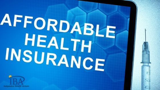 At Independent Benefit Advisors, offer affordable health ...