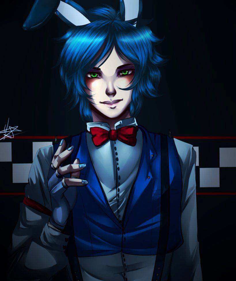 Human toy bonnie     is making me question human intrest