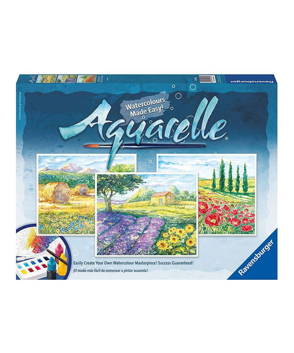 Provence Aquarelle Painting Products Watercolor Paintings