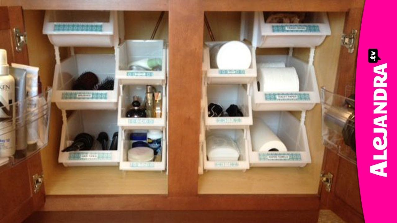17 best images about bathroom cabinet organizers on pinterest