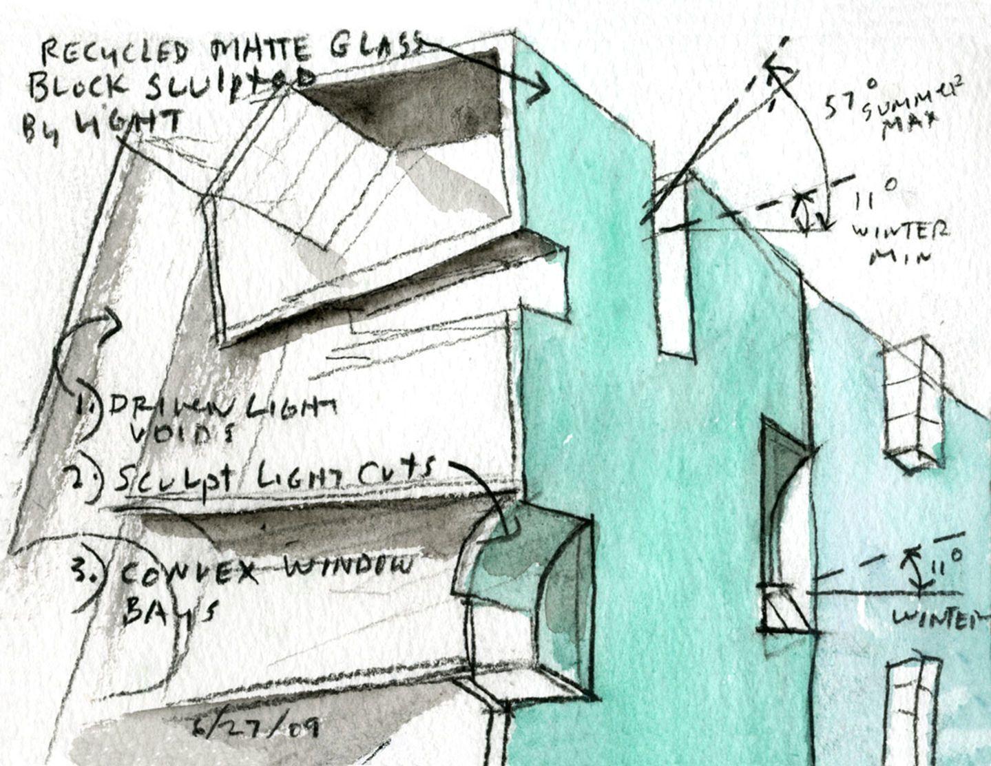Steven holl architects iwan baan · seona reid building glasgow school of art ·