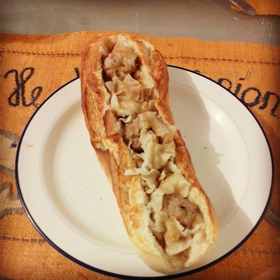 Le goût Oté !! #painbouchon #instafood #team974 #laRéunion by didichris974