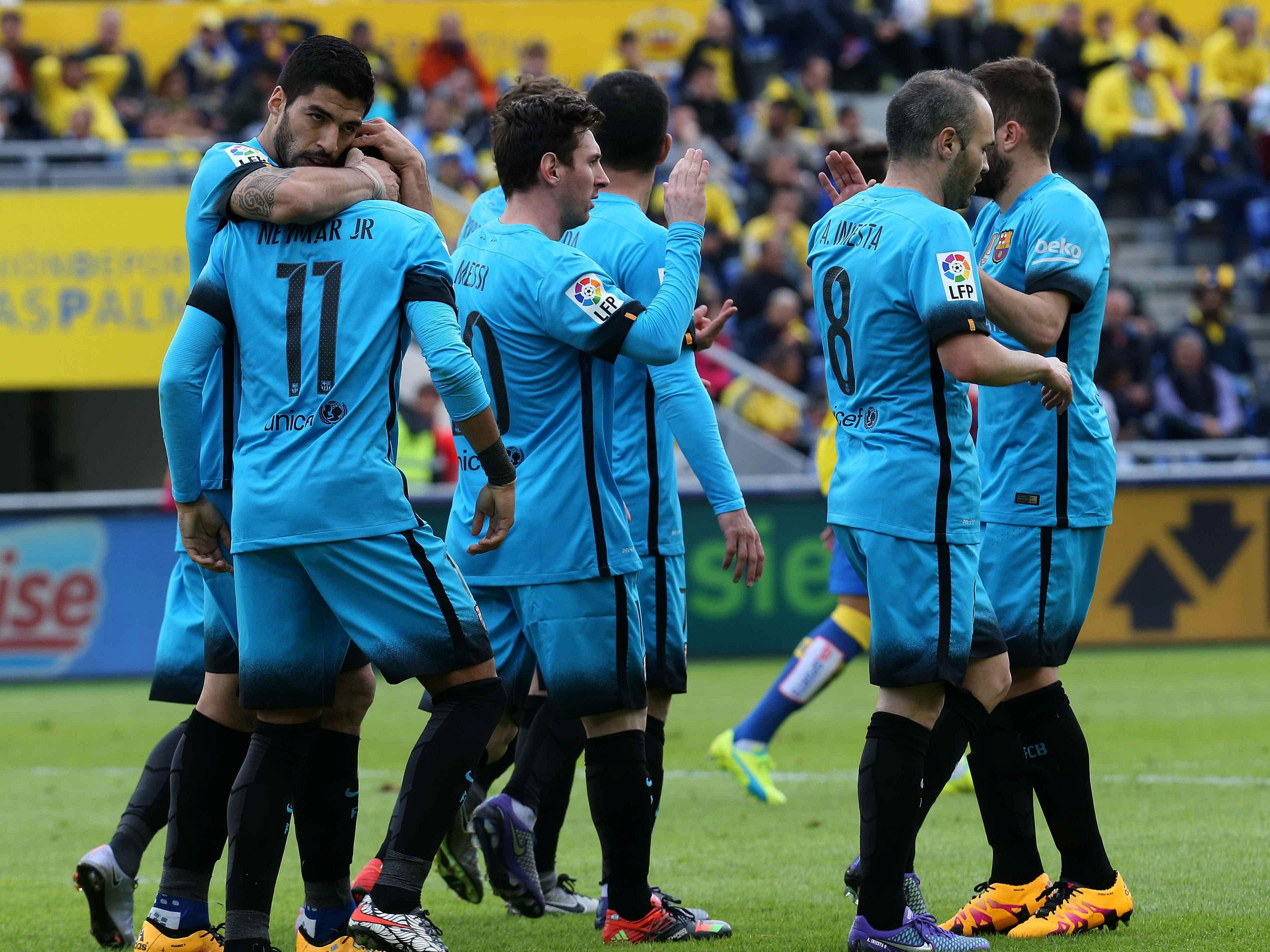 fcbarcelona Los blaugranas sufren para doblegar al equipo
