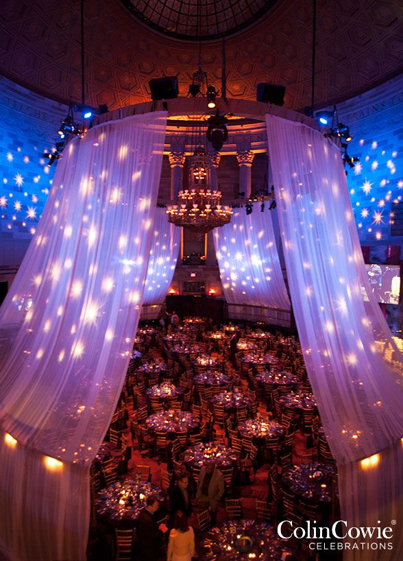 10 Wedding Lighting Ideas That Are Nothing Short Of Magical Cinderella Under The Stars Wedding Wedding Lighting Wedding Events