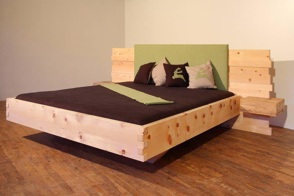 tischlerei moebel scheiber gmbh cokg zirbenbett. Black Bedroom Furniture Sets. Home Design Ideas