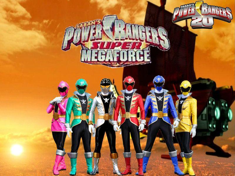 Power+Rangers+20-+Super+Megaforce+by+ThePeoplesLima.deviantart.com+on+@DeviantArt