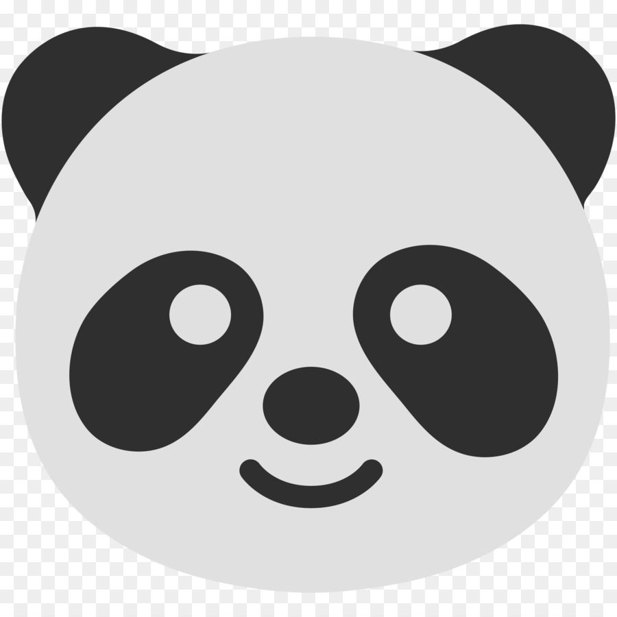 Emoji Panda Gigante El Oso Panda Para Colorear Páginas Android Panda Avatar 2000 2000 Es Acerca De Carnivoran Perro Como E Mario Characters Character Panda